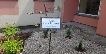 ASU Alumni klubo skveras