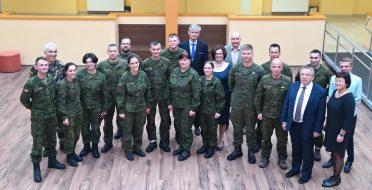 Įkurtas ASU Alumni Lietuvos kariuomenės skyrius